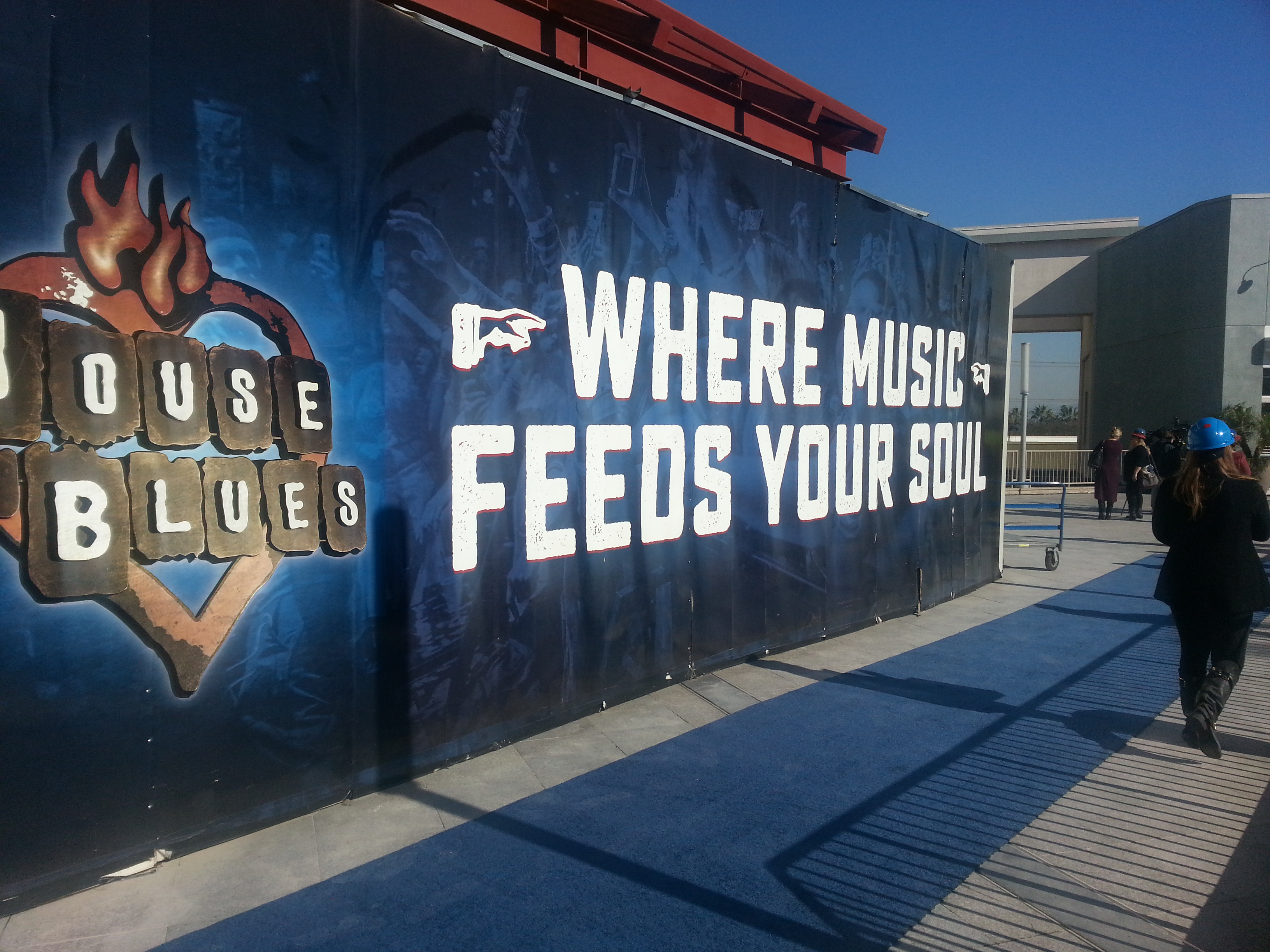 The house of blues feeds mind body and soul art music for House music today